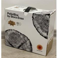 Pellet Box by Stora Enso